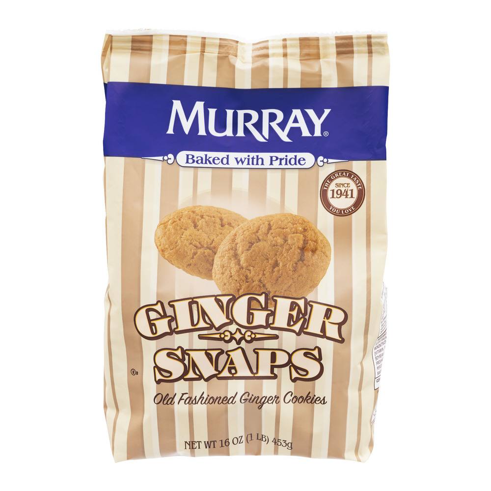 Murray Sugar Ginger Snaps, 16.0 OZ