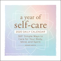 A Year of Self-Care 2020 Daily Calendar (Other)