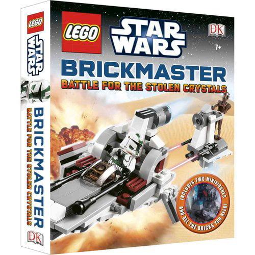 Lego Star Wars Brickmaster: Battle for the Stolen Crystals