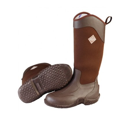 Becky Quick Boots (MuckBoots Women's Tack II High All Purpose Brown Boot, Size)