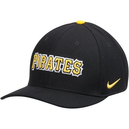 Pittsburgh Pirates Nike Classic Swoosh Performance Flex Hat -