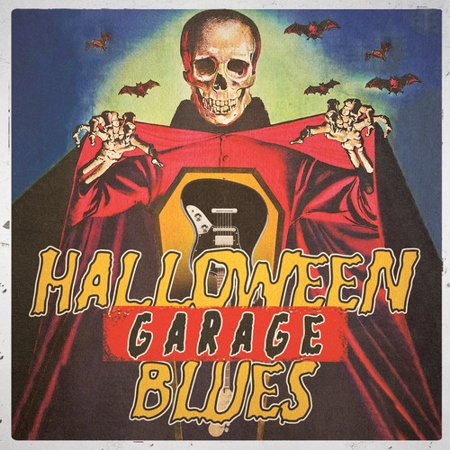 Halloween Garage Blues / Various](Halloween Music Loop)
