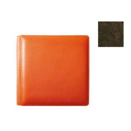 Raika VI 106 BROWN Scrapbook Album - Brown - image 1 of 1