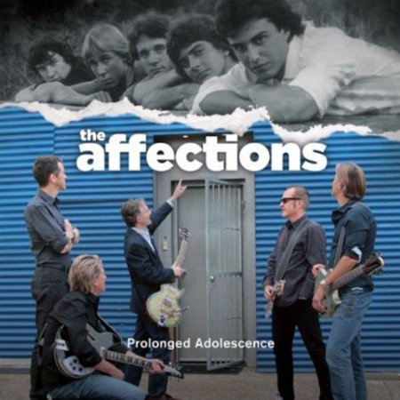 Affections   Prolonged Adolescence  Cd