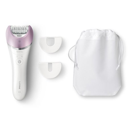 Philips Satinelle Advanced Epilator, Electric Hair Removal, Cordless