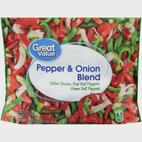 Great Value Pepper & Onion Blend, 20 oz