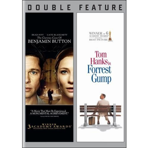 The Curious Case Of Benjamin Button / Forrest Gump (Widescreen)