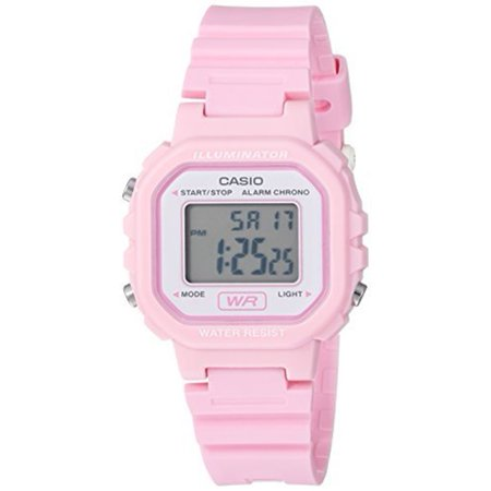Ladies Digital Casual Watch, Pink (ladies bulova watches on sale)