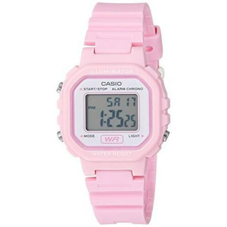 Ladies Digital Casual Watch,