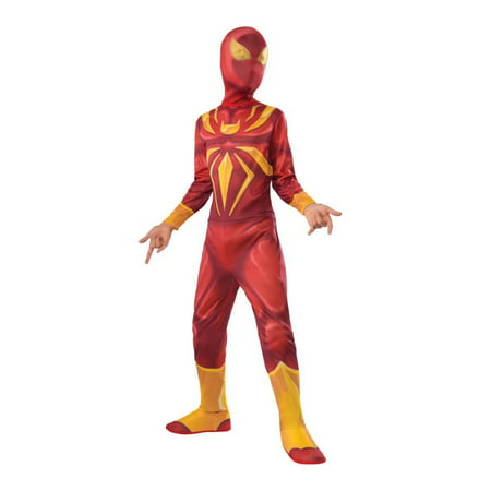 Halloween Marvel Iron Spider Child Costume](Fantasias Bruxas Halloween)