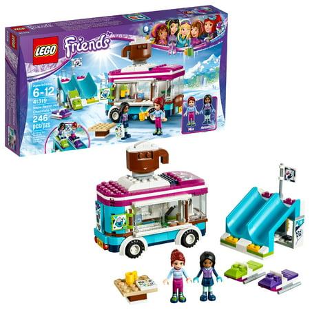 LEGO Friends Snow Resort Hot Chocolate Van 41319 (246 Pieces) ()