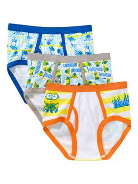 Despicable Me Boys' Underwear, 3 Pack