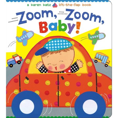 Zoom Zoom Baby (Board Book) - Halloween Board Books For Toddlers