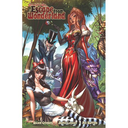 Escape from Wonderland - eBook