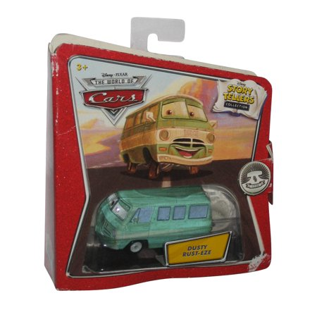 Disney Cars Movie Dusty Rust-Eze Story Tellers Collection Toy Car