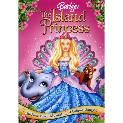 Barbie As The Island Princess (Spanish Language Packaging) (Widescreen)