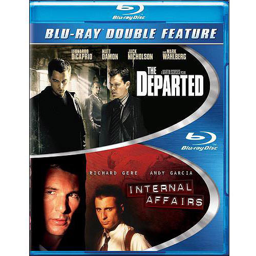 Internal Affairs / The Departed (Blu-ray) (Widescreen)