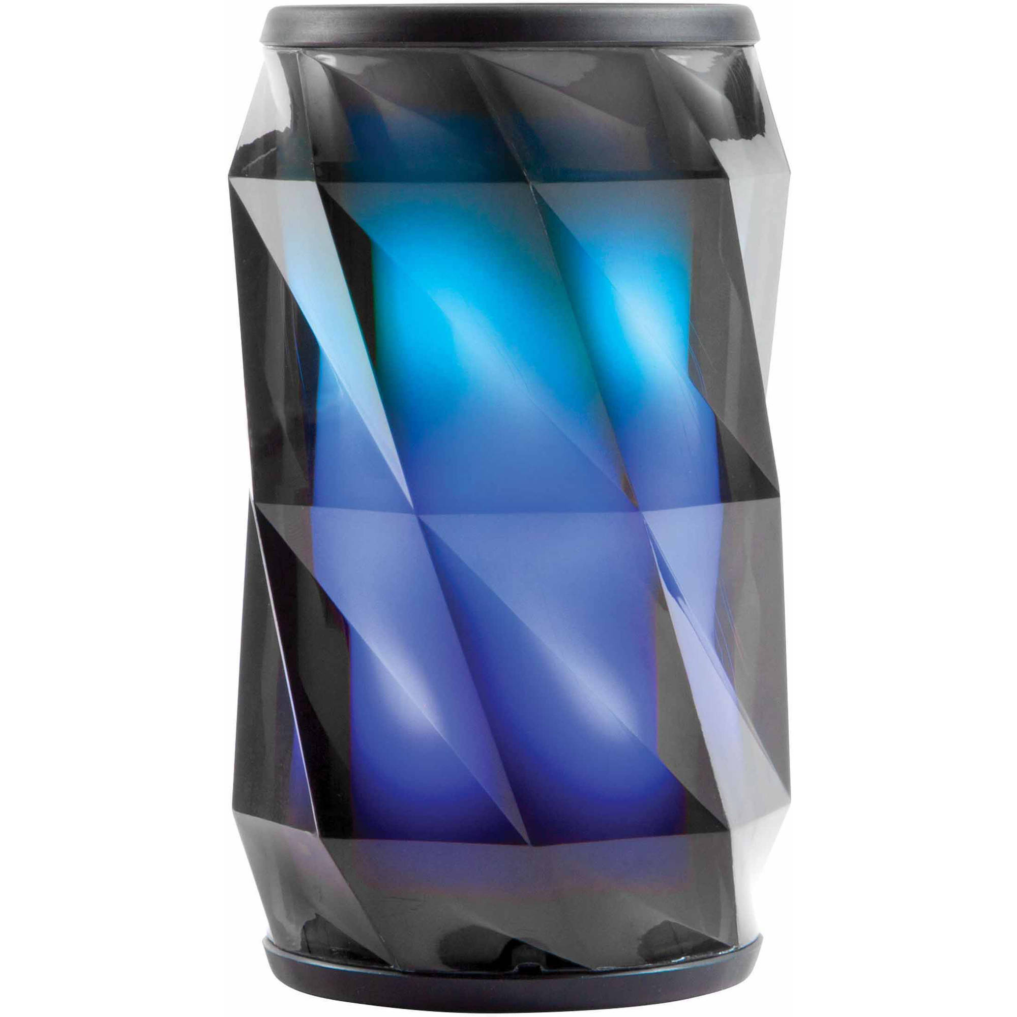 iHome iBT74 Bluetooth Color-Changing Rechargable Portable Speaker