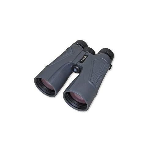 Carson 3D 10x50 Full Size Waterproof Roof BaK4 Prism Hunting Binoculars, Matte T