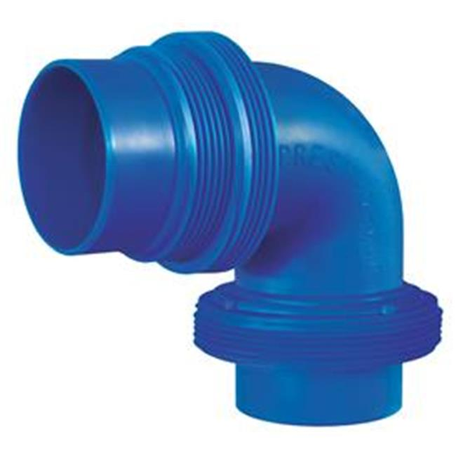 Presto Fit 10001 Sewer Hose Connector - Blue Line