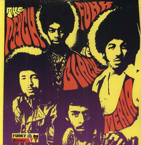Black Merda The Psych Funk Of Black Merda Vinyl