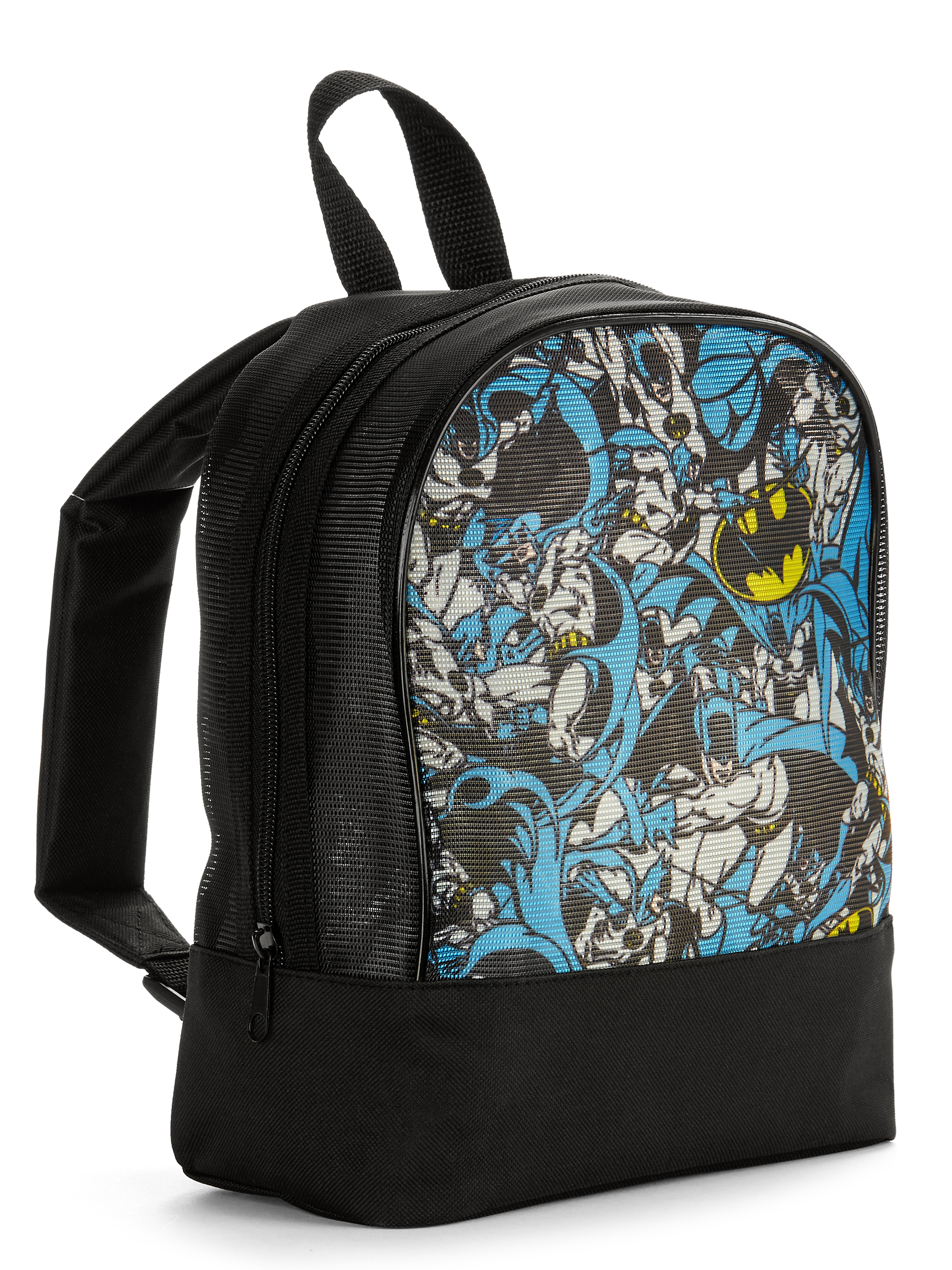 DC Comics Batman Mesh Mini Backpack by Garan