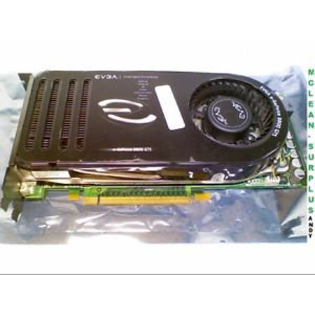 evga 640 P2 N828 EVGA E GeForce 8800 GTS 640MB Dual DVI PCI E Video Card 640 P2 N828 AR