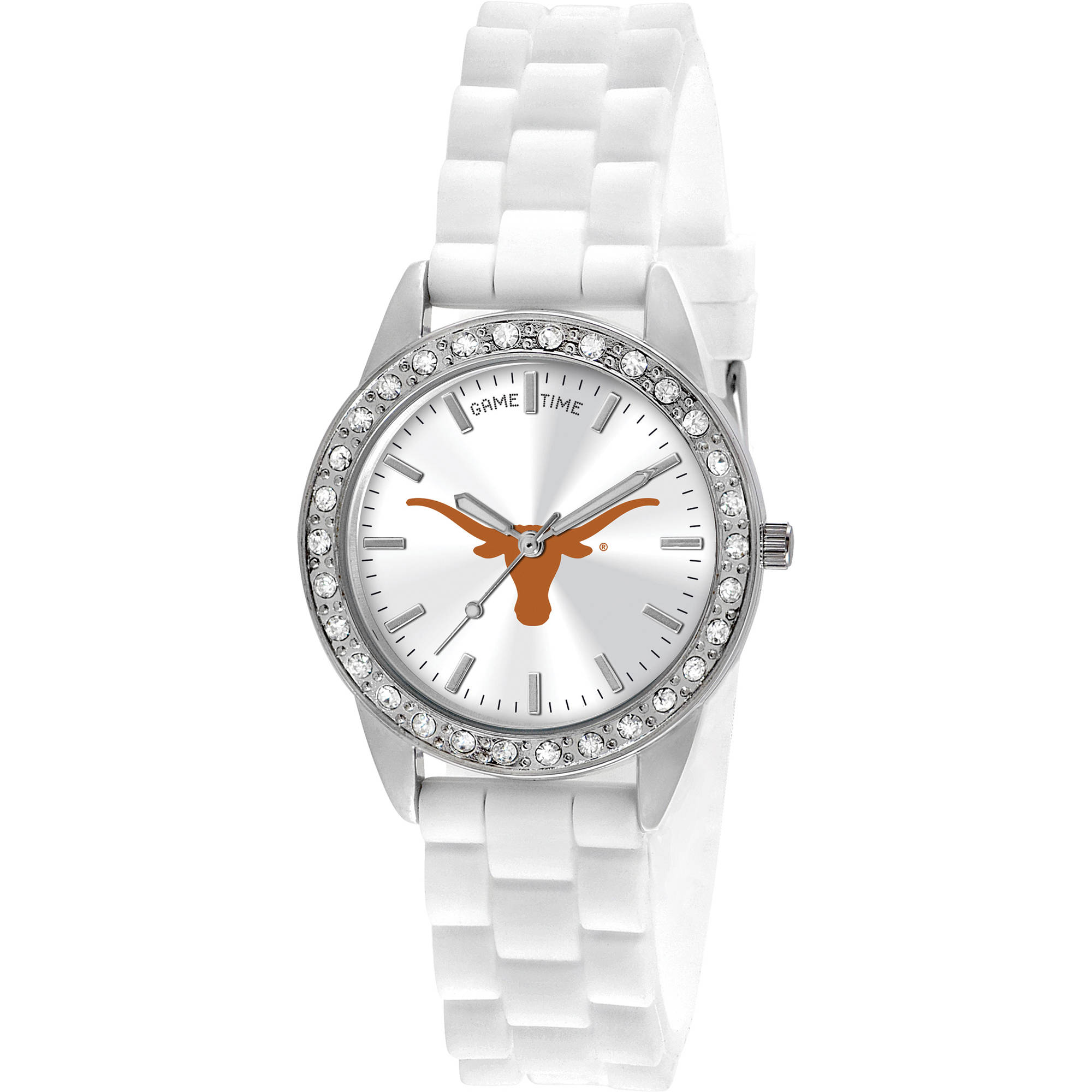 Game Time Women's University of Texas Longhorns Frost Series Watch