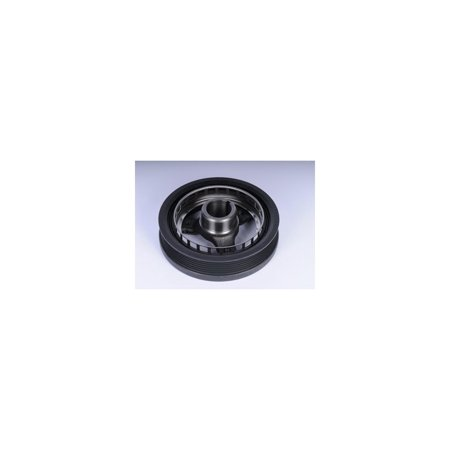 AC Delco 24504609 Harmonic Balancer, Without Degree Markings OE - Chevrolet Biscayne Harmonic Balancer