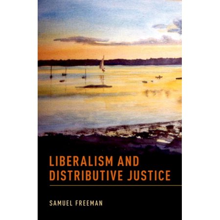 Liberalism and Distributive Justice - eBook