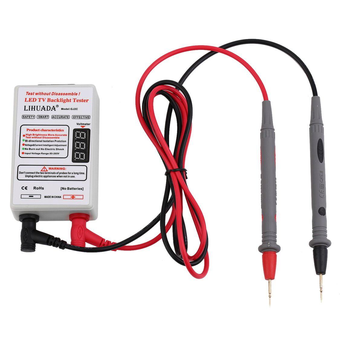 GJ2C 0-300V LCD TV Backlight Tester Portable Screen Backlighting LED