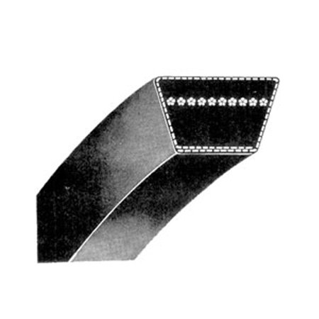 Finish Mower - 816-308C Landpride Finish Mower Belt for AT2660 FDR1660 FDR2560