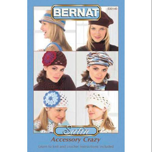 Bernat-Accessory Crazy -Satin