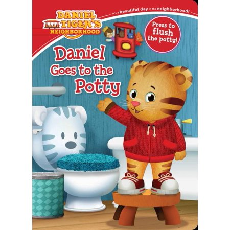 Daniel Goes to the Potty (Board Book)