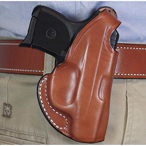 DeSantis Left Hand Black Maverick Holster, S&W Bodyguard 380