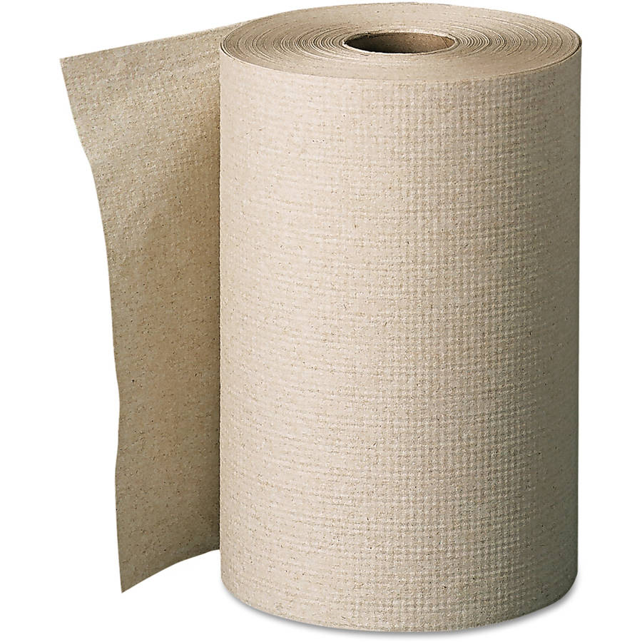 Georgia Pacific Envision Unperforated Brown Paper Towel, 12 ct