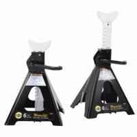Omega Lift 32066 Magic Lift Jack Stands, 6 Ton Capacity