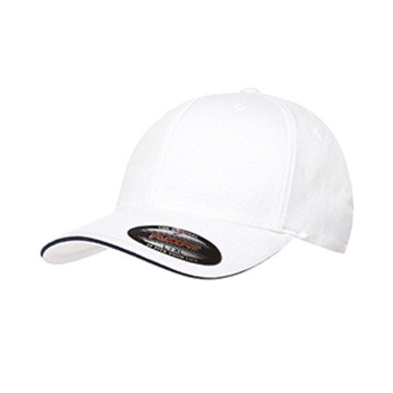 0b492dba Yupoong 6277V Baseball Hat Flexfit Wooly Sandwich Bill - Walmart.com