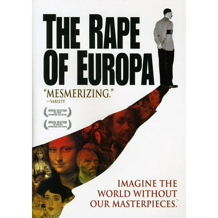 The Rape of Europa (DVD)](Europa Park Halloween Show)