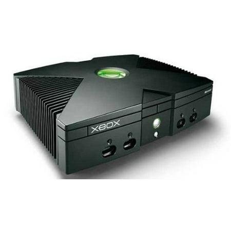 Refurbished Microsoft Original Xbox Video Game Console