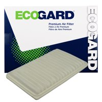 ECOGARD XA6144 Premium Engine Air Filter Fits 2011-2014 Mazda 2