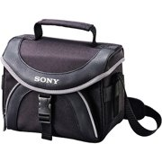 Sony LCS-X20 Soft Camcorder Carrying Case with Shoulder Strap