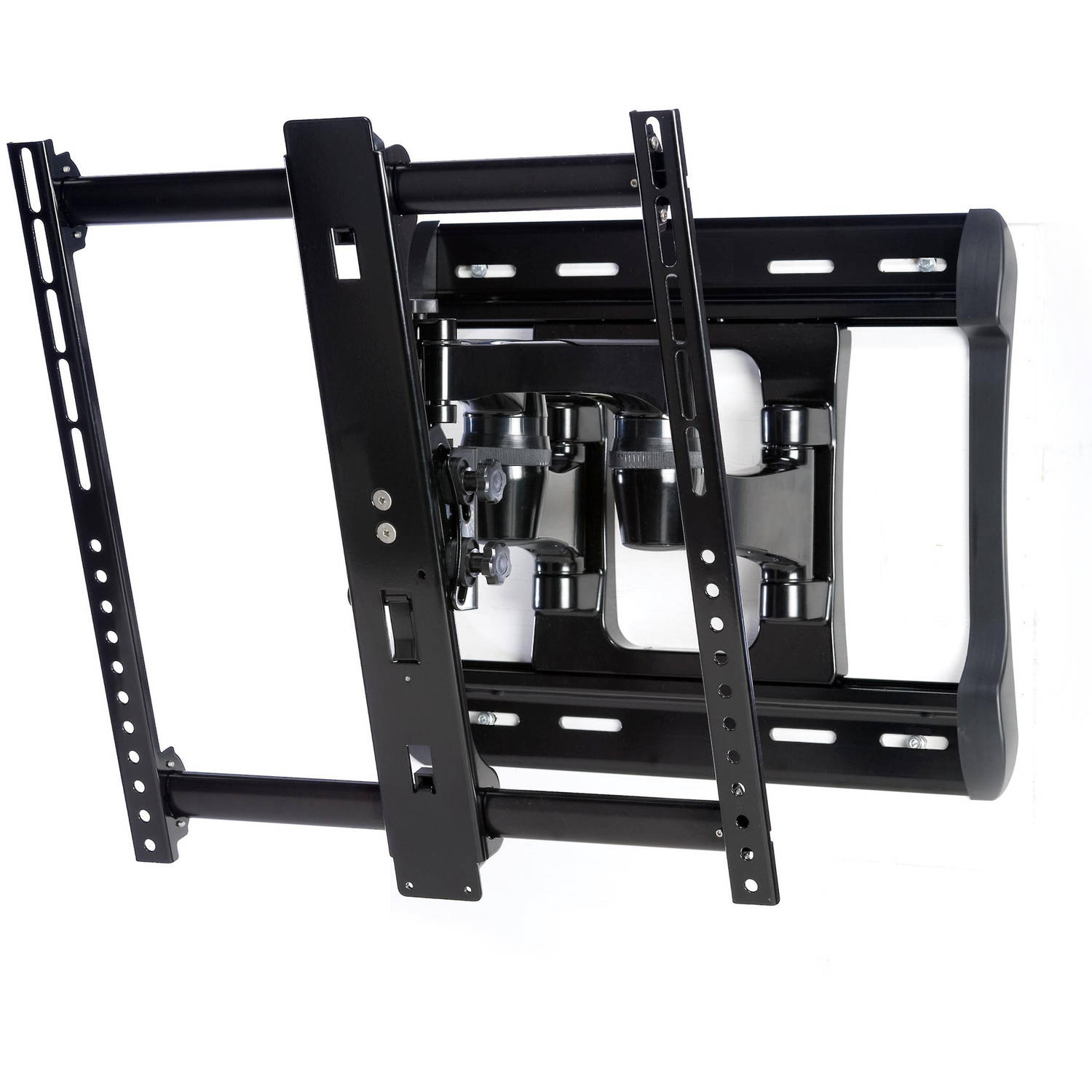 "SANUS All-Weather Full-Motion Wall Mount Dual Extension Arms for 42""-84"" Flat-Panel TVs, Extends 20"""