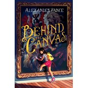 Behind the Canvas (Paperback)