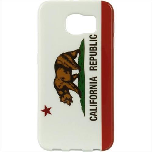 Samsung Galaxy S6 TPU Imd Case California