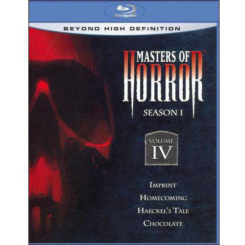 Masters Of Horror: Season 1 - Volume 4 (Blu-ray) (Widescreen)