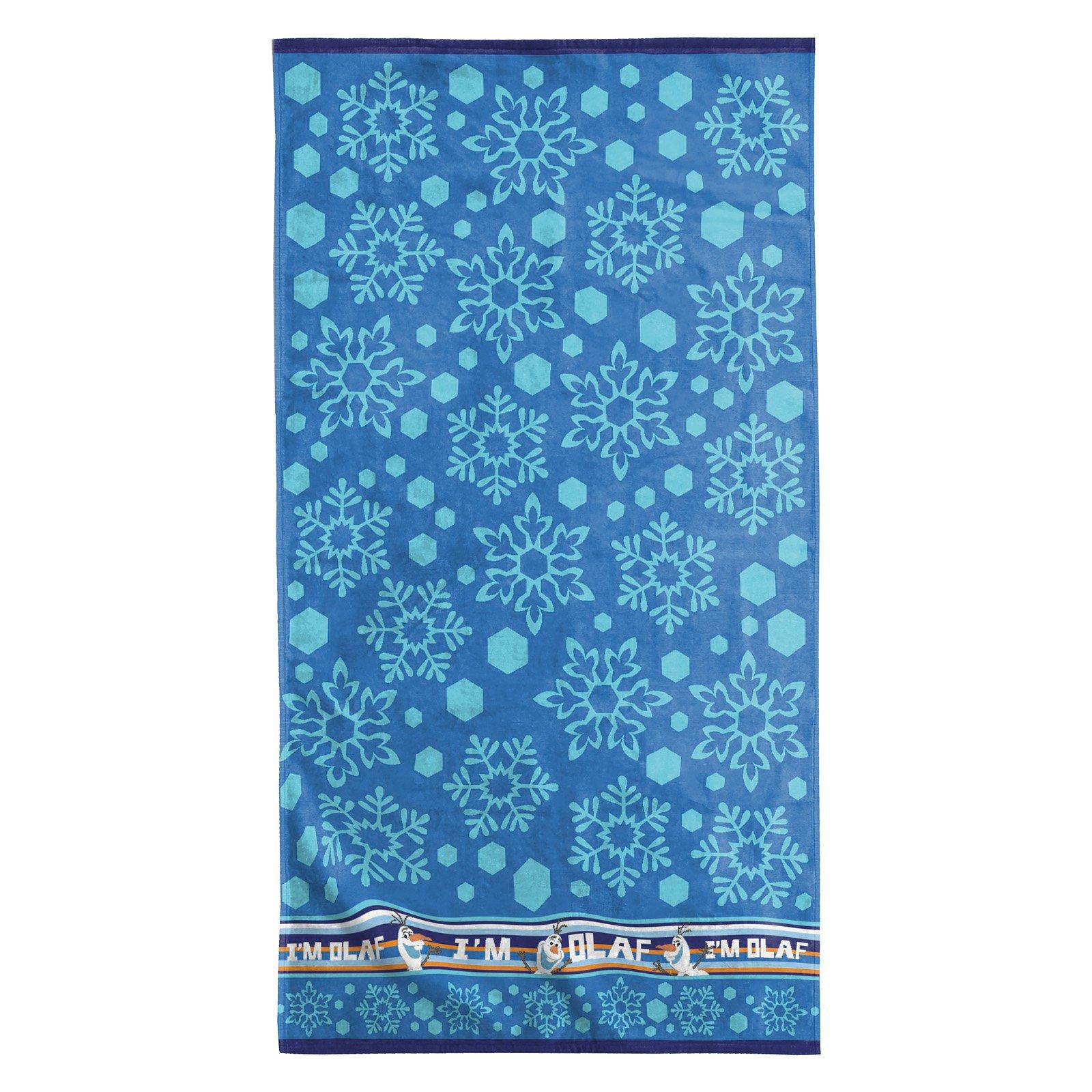 Disney Frozen Olaf Cotton Bath Towel by Jay Franco