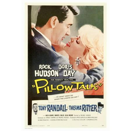 Pillow Talk Movie Poster Print (27 x 40)