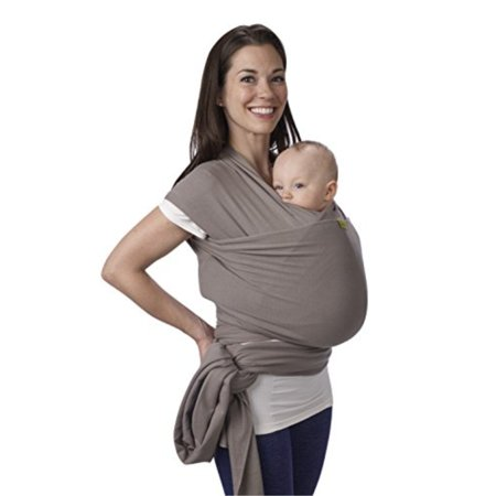 Boba Baby Wrap Carrier Grey The Original Child And Newborn Sling