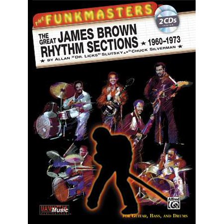 Manhattan Music Publications: The Funkmasters: The Great James Brown Rhythm Sections 1960-1973 (Other)